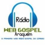 Logo da emissora Web Radio Gospel Araquém