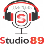 Logo da emissora Rádio studio 89