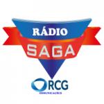 Logo da emissora Rádio Saga