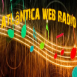 Logo da emissora Atlântica Web Rádio