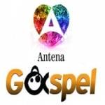Logo da emissora Rádio Antena Gospel
