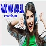 Logo da emissora Rádio Nova Mata Sul