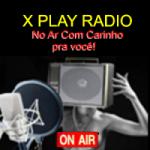 Logo da emissora X Play Rádio