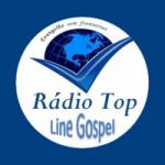 Logo da emissora Rádio Top Line Gospel