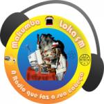Logo da emissora Rádio Makumba Loka FM