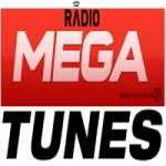 Logo da emissora Rádio Mega Tunes