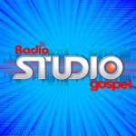 Logo da emissora Rádio Studio Gospel