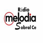 Logo da emissora Rádio Melodia Sobral