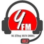 Logo da emissora Radio Y 92.7 FM