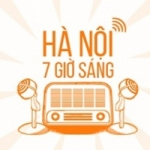 Logo da emissora Hanoi Radio 90.0 FM