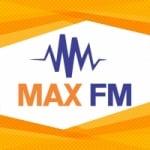 Logo da emissora Rádio Max 87.5 FM