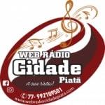 Logo da emissora Rádio Cidade Piatã