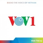 Logo da emissora Radio VOV1 675 AM 100 FM