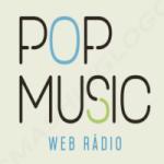 Logo da emissora Pop Music Web Rádio