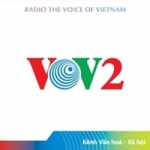 Logo da emissora Radio VOV2 549 AM 96.5 FM