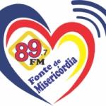 Logo da emissora Rádio Fonte de Misericórdia 89.7 FM