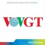 Logo da emissora Radio VOVGT Hanoi 91 FM