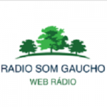 Logo da emissora Rádio Som Gaucho