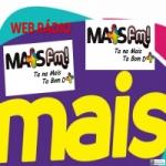 Logo da emissora Web Rádio Mais FM - MG