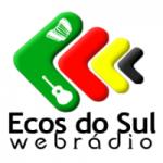 Logo da emissora Ecos Do Sul Web Rádio
