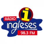 Logo da emissora Rádio Ingleses 98.3 FM