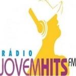 Logo da emissora Rádio Station Jovem Hits FM