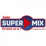 Logo da emissora Rádio Super Mix