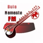Logo da emissora Radio Bula Namaste FM 99.4