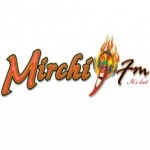 Logo da emissora Radio Mirchi FM