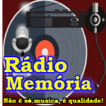 Logo da emissora Rádio Memória