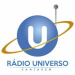 Logo da emissora Rádio Universo Santarém