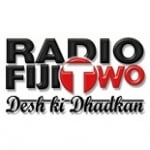 Logo da emissora Radio Fiji Two 105 FM