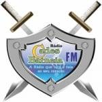 Logo da emissora Rádio Evangélica Cades Barneia FM