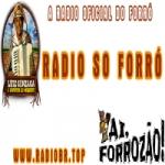 Logo da emissora Rádio Só Forró