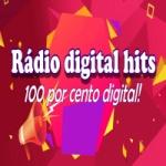 Logo da emissora Rádio Digital Hits
