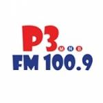 Logo da emissora Radio P3 FM 100.9