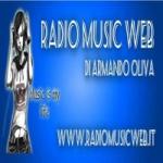 Logo da emissora Rádio Music FM