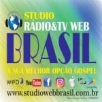 Logo da emissora Studio web Brasil