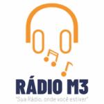 Logo da emissora Rádio M3