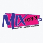 Logo da emissora WMXS 103.3 FM Mix