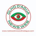 Logo da emissora Rádio Web News Olho d'Água