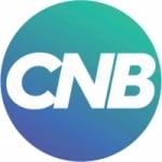 Logo da emissora Rádio CNB