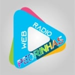 Logo da emissora Web Rádio Pedrinhas