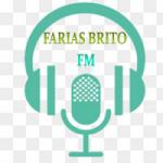 Logo da emissora Rádio Farias Brito FM