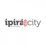 Logo da emissora Rádio Ipira City