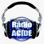 Logo da emissora Rádio Acide