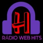 Logo da emissora Web Rádio Hits