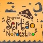 Logo da emissora Rádio Sertão Nordestino