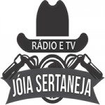 Logo da emissora Radio e Tv Joia Sertaneja