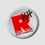 Logo da emissora Hamburg 103.6 FM